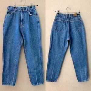 Lee Highwaisted Mom Jeans 10P Tapered Leg